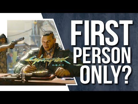 Why Exactly did Cyberpunk 2077 Go With First Person Perspective