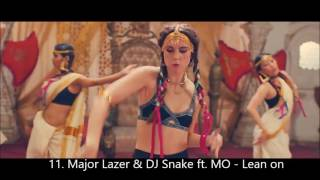 Top 25 Ireland Songs Of The Week September, 11 2015 Charts Music Hit