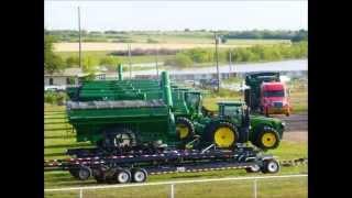 Wheat Harvest 2015 Chapter 1 (Haynes Harvesting)