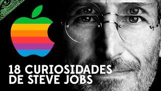 18 curiosidades que no sabías de Steve Jobs