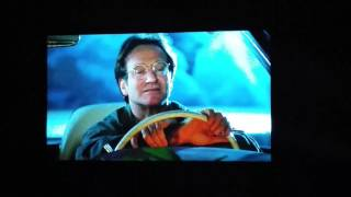 Flubber: flying car and the great fall from the sky.
