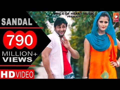 Xxx Mp4 ✓ Sandal सैंडल Haryanvi DJ Song 2016 Vijay Varma Anjali Raghav Raju Punjabi VR Bros 3gp Sex
