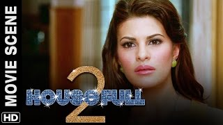 Jacqueline is furious at John | Housefull 2 | Movie Scene