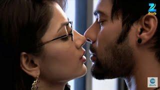 OMG !!! Abhi  Kiss Pragya In Kumkum Bhagya Must Watch