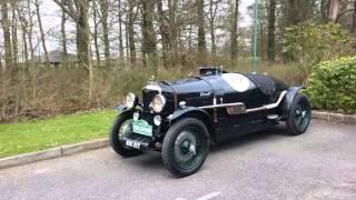 Carpark Flying Scotsman rally 2016