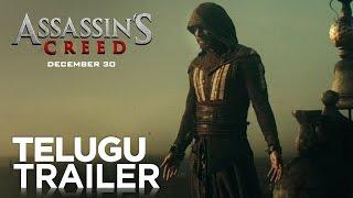 Assassin's Creed Movie   Official Telugu Trailer   Fox Star India   December 30