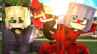 🐞 CATNOIR DICE QUE LADYBUG ES SU NOVIA !! | Cap. 13 LAS AVENTURAS DE LADYBUG ( Minecraft Roleplay )