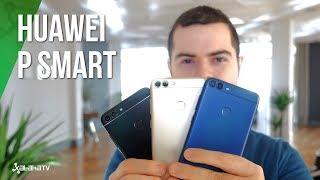 Huawei P Smart, primeras impresiones: el PRÓXIMO REY de la gama media cambia de apellido