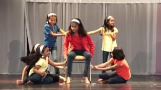 Sin Chair Skit by Narrewarren   Lynbrook Kids
