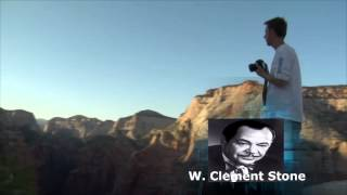 W. Clement Stone, Dare to aim higher