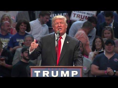 Donald Trump flubs terror attacks on 7 11