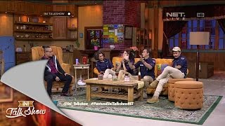 Ini Talk Show 30 Januari 2015 Part 2/4 - Cast Sitkom The East