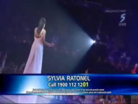 Sylvia Ratonel  Touch By An Angel