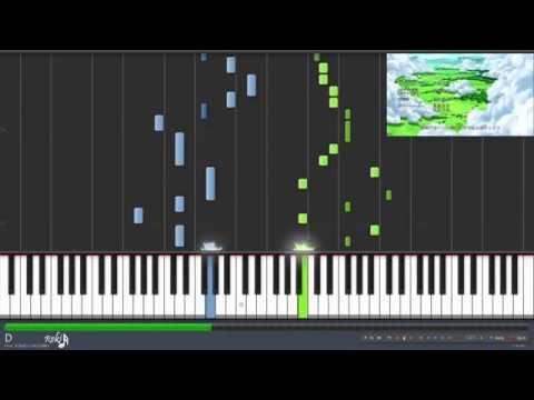 Nanatsu no Taizai Opening 1 - Netsujou no Spectrum (Synthesia)