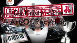 Defqon.1 Producers Competition (DJ Kristy - The Art Of Recycling) [FREE DOWNLOAD LINK]