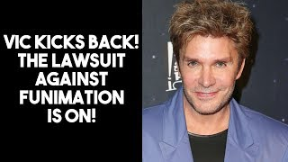 Vic Mignogna is fighting back against twitter defamation!