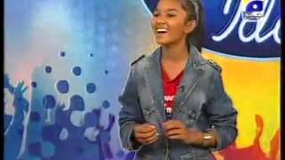 Rossy Very Good and sweet singer in Pakistan Idol