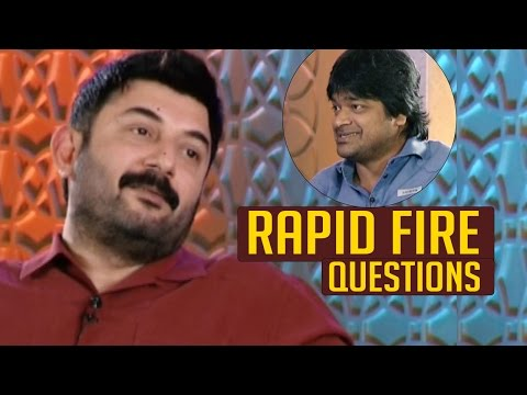 Aravind Swamy Superb Answers To Harish