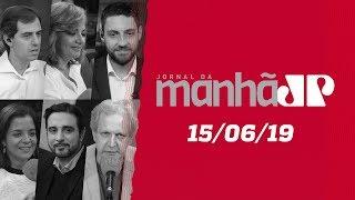 Jornal Da Manhã 15/06/2019 : Rádio Jovem Pan