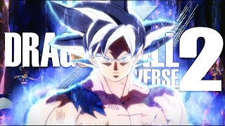 MASTERED ULTRA INSTINCT?! SSJ Blue Cu VS UI Goku | Xenoverse 2 DLC 6 Story Mode - PART 6 - FINALE