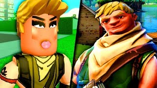 ROBLOX VS FORTNITE THIS VIDEO IS IMPORTANT