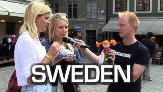 Joe Goes To Sweden (Part 1 of 3)