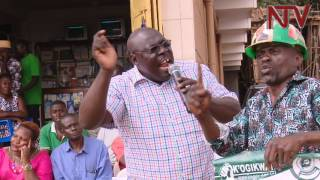 Ababaka: Muwulirize Kabaka ku tteeka ku ttaka