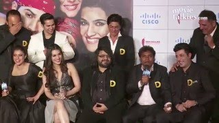 Johnny Lever Best Comedy Scene At DILWALE Trailer Launch-