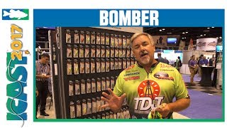 Bomber Fat A Crankbaits with Pete Ponds | ICAST 2017