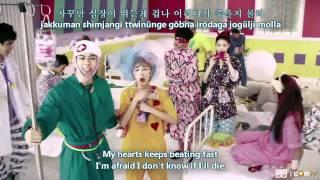 Co-Ed School - Bbiribbom Bbaeribbom [Hangul + Romanization + Eng Sub] MV