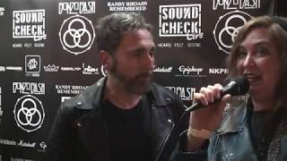 Monte Pittman of Madonna at Randy Rhoads Remembered 2018 Music/ Event Reviews