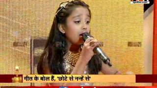 MBNH ep-2: Young Aavya Saxena of Lucknow performs 'Chhote se nanhe se'