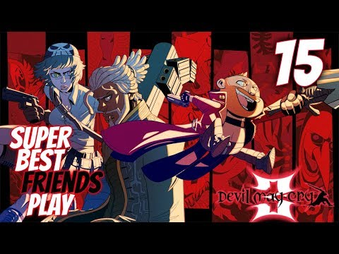 Xxx Mp4 Best Friends Play Devil May Cry 3 HD Part 15 3gp Sex