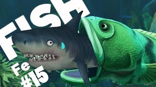MASSIVE GOLIATH SHARK KILLER! | Feed and Grow: Fish #15