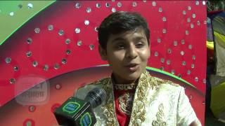 Baal Veer Aka Dev Joshi Celebrates Holi | INTERVIEW | Sab Ka Rangotsav