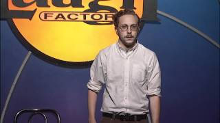 Traumatized Stand-up Comedian Bombs On Stage