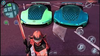 Gangstar Vegas - Crafting Techmobile And Speed Up (Techmobile Review)