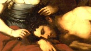 Легендарная история любви: Самсон и Далила.