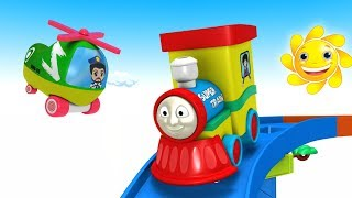 Toy Factory Thomas - Thomas and Friend - Kids Videos for Kids - Cartoon Trains for children - Toys