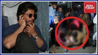 SRK Fan Dies During Raees Promotion Event In Vadodara
