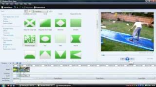 How To Use Windows Movie Maker Basic Tutorial (Vista)