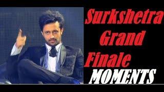 Atif Aslam Surkhsetra Finale Moments