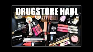Makeup Collection - Drugstore Makeup Haul 2016 | NEW + OLD FAVES