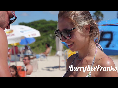 Kissing Prank BIKINI EDITION Part 3