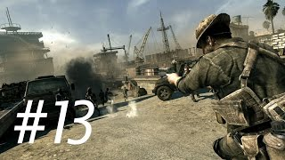 Call of Duty 4 Modern Warfare Walkthrough Gameplay Part 13 Campaign Mission 13 [ Heat ]