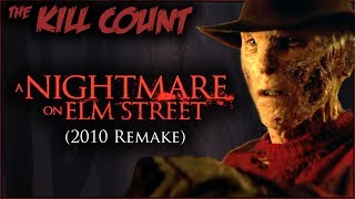A Nightmare on Elm Street (2010 Remake) KILL COUNT
