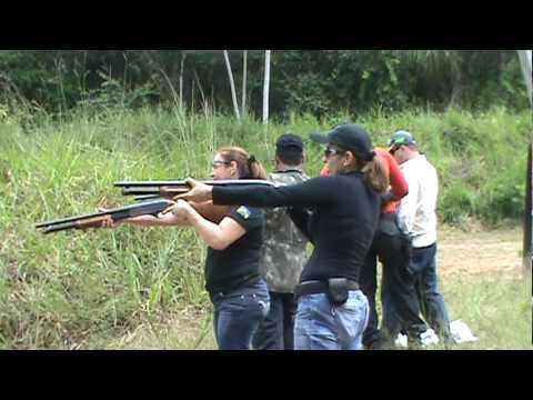 curso de tiro calibre 12 parte 2