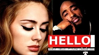 Adele ft 2Pac - Hello (Close Captions)