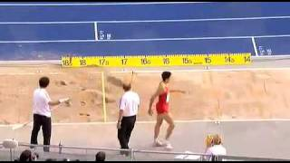 2009 Triple Jump Finals @ Berlin.mp4