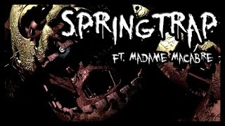 Springtrap [Five Nights at Freddy's 3 Song]